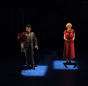 Septimus & Clarissa - based on Mrs. Dalloway by Virginia Woolf – adapted by Ellen McLaughlin - directed by Rachel Dickstein for Ripe Time - Off Broadway Theater Review by Sarah Taylor Ellis