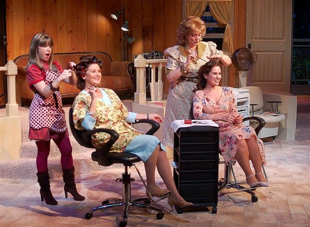 Steel Magnolias by Robert Harling at the Rubicon Theatre Company in Ventura CA – regional theater review by Tony Frankel