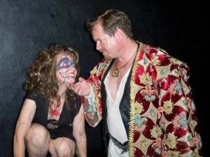 The Tempest by William Shakespeare - directed by Denise Devin - at Zombie Joe's Underground - Los Angeles Theater Review by Harvey Perr