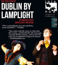 Post image for Off Broadway Theater Review: DUBLIN BY LAMPLIGHT (Inis Nua Theatre)