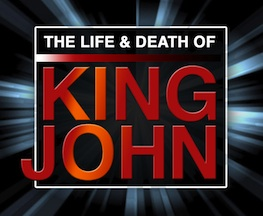 Post image for Off Broadway Theater Review: THE LIFE AND DEATH OF KING JOHN (New York Shakespeare Exchange)