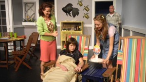 To Carry The Child by Jon Courie – based on the poem by Stevie Smith - Collaborative Artists Ensemble at the Raven Playhouse - Los Angeles Theater Review by Jeanne Hartman