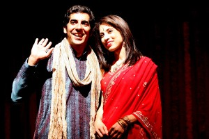 A Widow of No Importance by Shane Sakhrani – directed by Shaheen Vaaz - East West Players – with Lina Patel – Los Angeles Theater Review by Kat Michels