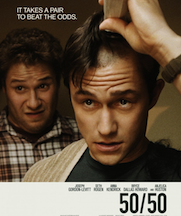 Post image for Movie Review: 50/50 directed by Jonathan Levine