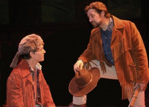 Seven Brides for Seven Brothers - Los Angeles Theater Review by Jeanne Hartman – Glendale Centre Theatre