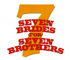 Post image for Los Angeles Theater Review: SEVEN BRIDES FOR SEVEN BROTHERS (Glendale Centre Theatre)