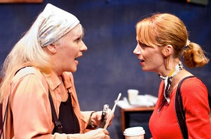 Blame It On Beckett by John Morogiello - Abingdon Theatre Company - directed by Jackob Hofmann – Off Broadway Theater Review by Charles Day