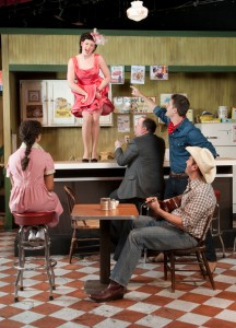 Bus Stop by William Inge at the The Raven Theatre – Chicago Theater Review by Dan Zeff