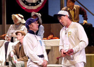 Honus and Me: A Baseball Card Adventure - Lewis Family Playhouse in Rancho Cucamonga – Regional Theater Review by Kim Kautzer