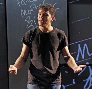 interview with Carlo Alban, writer and performer of Intrigulus