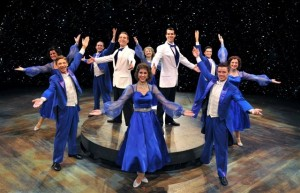 Irving Berlin's White Christmas at The Marriott Theatre in Lincolnshire – Chicago Theater Review by Dan Zeff