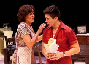 Somewhere by Matthew Lopez at The Old Globe – with Priscilla Lopez – Regional Theater Review by Milo Shapiro