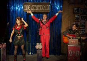 The Doyle and Debbie Show at the Royal George Cabaret Theatre – Chicago Theater Review by Dan Zeff