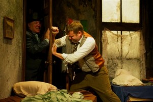 The Shadow of a Gunman by Sean O'Casey - Seanachaí Theatre Company at the Irish American Heritage Center – Chicago Theater Review by Tony Frankel