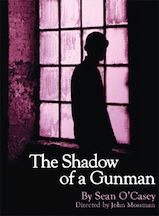 Post image for Chicago Theater Review: THE SHADOW OF A GUNMAN (Seanachaí Theatre Company)