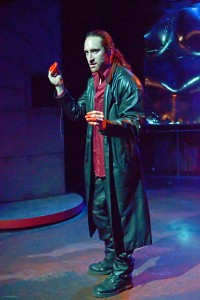 CarnEvil: A Gothic Horror Rock Musical – Los Angeles Theater Review by Barnaby Hughes – Sacred Fools Theatre