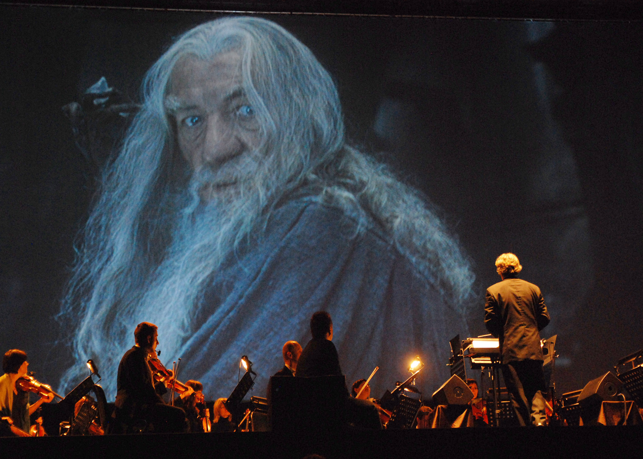 Lord Of The Rings Symphony Orchestra