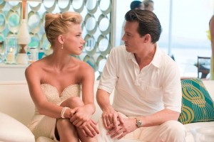 The Rum Diary with Johnny Depp - movie review by Kevin Bowen
