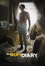 Post image for Movie Review: THE RUM DIARY directed by Bruce Robinson
