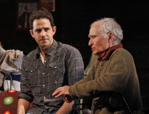 Santino Fontana – Off Broadway Theater Interview by Gregory Fletcher