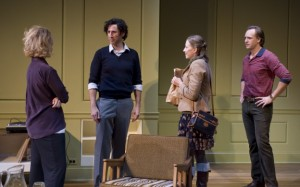 The Real Thing by Tom Stoppard - Writers' Theatre in Glencoe - Chicago Theater Review by Tony Frankel
