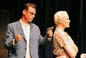 Five Beauties – short plays by Tennessee Williams – The New American Theatre – Los Angeles Theater Review by Harvey Perr