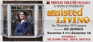 Post image for Chicago Theater Review: ASSISTED LIVING (Profiles)