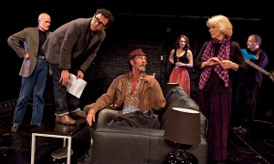 The Atmosphere of Memory by David Bar Katz – Labyrinth Theater Company at the Bank Street Theater – Off Broadway Theater Review by Thomas Antoinne