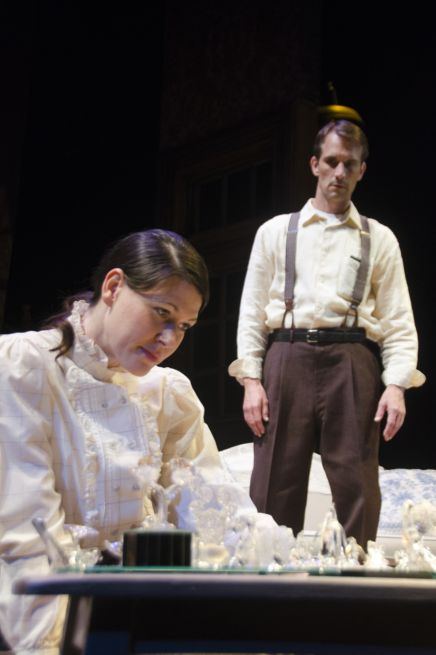the glass menagerie thesis