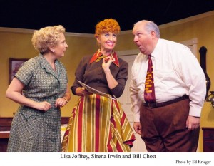 I Love Lucy®: Live On Stage at the Greenway Court Theatre - Los Angeles Theater Review by Jeanne Hartman