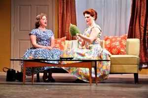 Maple and Vine by Jordan Harrison – at the Next Theatre in Evanston (Chicago area) – directed by Damon Kiely - Chicago Theater Review by Dan Zeff
