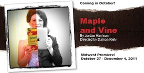 Post image for Chicago Theater Review: MAPLE AND VINE (Next Theatre in Evanston)