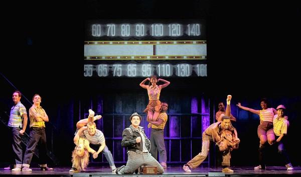 Memphis by Joe DiPietro and David Bryan – National Tour – review by Dan Zeff