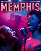 Post image for Theater Review: MEMPHIS (National Tour)