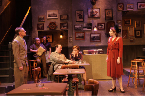 As Is, Radiance: The Passion of Marie Curie, Peace in Our Time – Los Angeles Theater Reviews by Harvey Perr