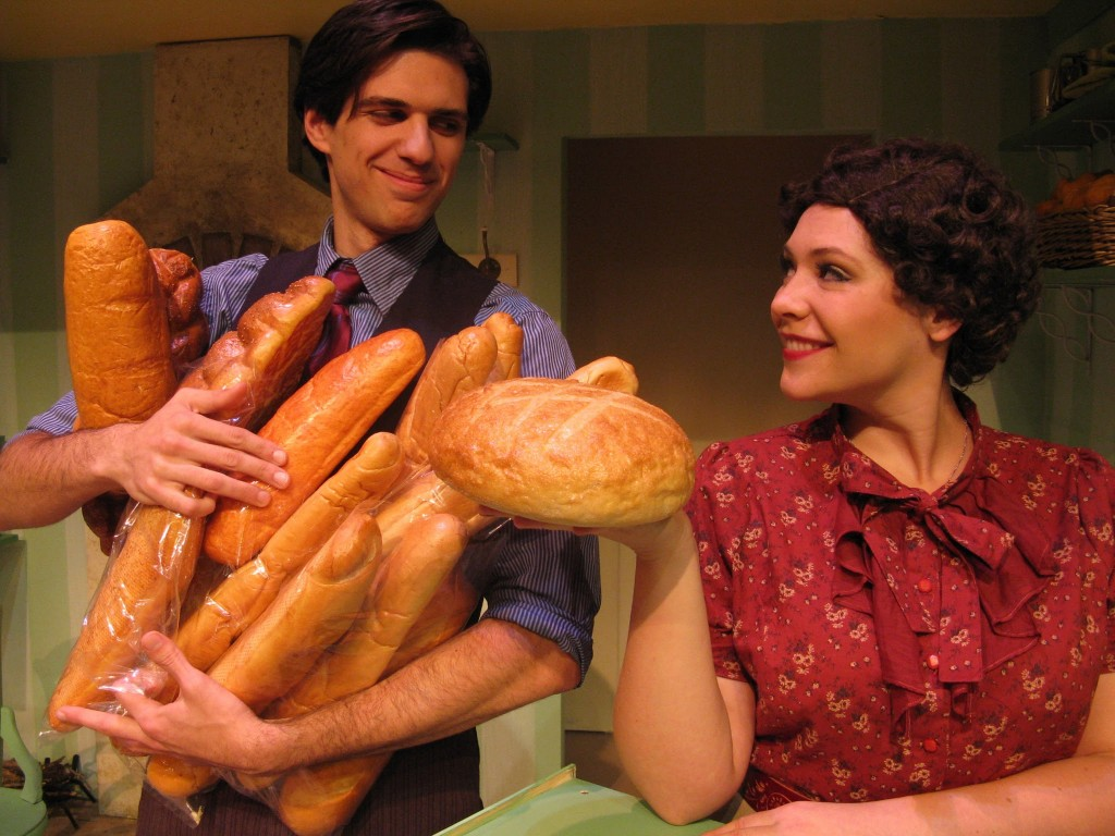 Stephen Schwartz's The Baker's Wife at Circle Theatre – Chicago Theater Review by Dan Zeff