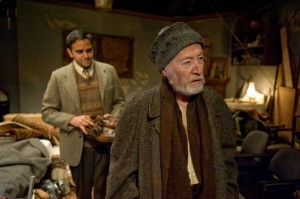 The Caretaker by Harold Pinter – directed by Ron O.J Parson - Writers' Theatre in Glencoe – Chicago Theater Review by Dan Zeff