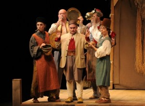 The Comedy of Errors - Shakespeare's Globe Theatre at The Broad Stage in Santa Monica – Los Angeles Theater Review by Tony Frankel