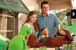 The Muppets directed by Bret McKenzie – with Chris Cooper, Jason Segel, Amy Adams – movie review by Kevin Bowen