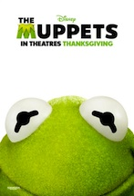 Post image for Movie Review: THE MUPPETS directed by James Bobin