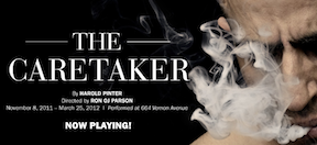 Post image for Chicago Theater Review: THE CARETAKER (Writers' Theatre in Glencoe)