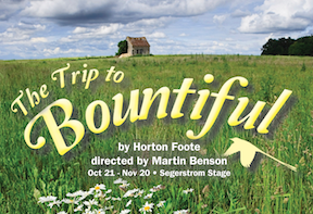 Post image for Regional Theater Review: THE TRIP TO BOUNTIFUL (South Coast Repertory in Costa Mesa, CA)
