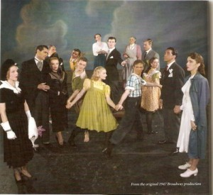 Perpetual Surrey performs Allegro by Rodgers and Hammerstein – Los Angeles Theater