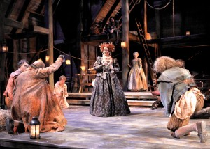 Elizabeth Rex by Timothy Findley at the Chicago Shakespeare Theater – Chicago Theater Review by Dan Zeff