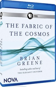 Post image for DVD Review/Commentary:  THE FABRIC OF THE COSMOS (PBS NOVA series)