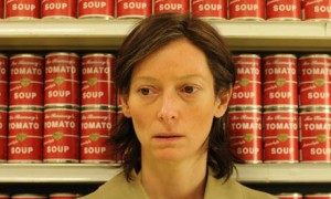We Need to Talk About Kevin directed by Lynne Ramsay - with Tilda Swinton - movie review by Kevin Bowen