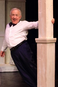 Celebration Theatre presents Fruit Fly with Leslie Jordan - directed by David Galligan - Los Angeles Theater Review by Tony Frankel