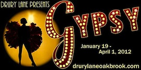 Post image for Chicago Theater Review: GYPSY (Drury Lane Theatre)