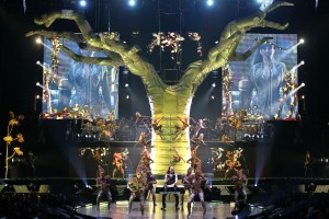 Michael Jackson THE IMMORTAL World Tour - Cirque du Soleil – directed by Jamie King – Las Vegas Theater Review by Dan Zeff