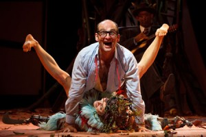 Kneehigh's The Wild Bride at the Berkeley Repertory Theatre – directed by Emma Rice – Bay Area Theater Review by Tony Frankel